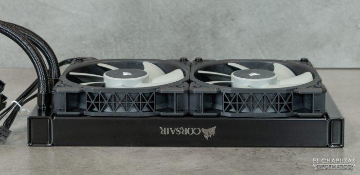 Corsair iCUE H100i RGB Pro XT - Con ventole 1