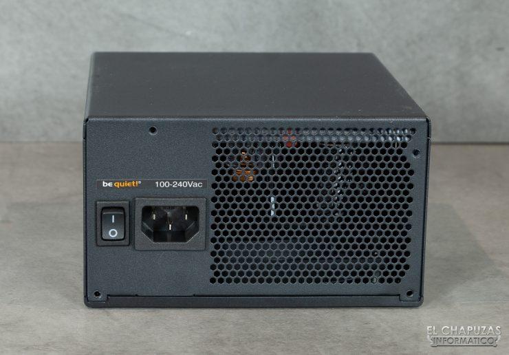 Silenzio! Straight Power 11 Platinum - Connettore di alimentazione