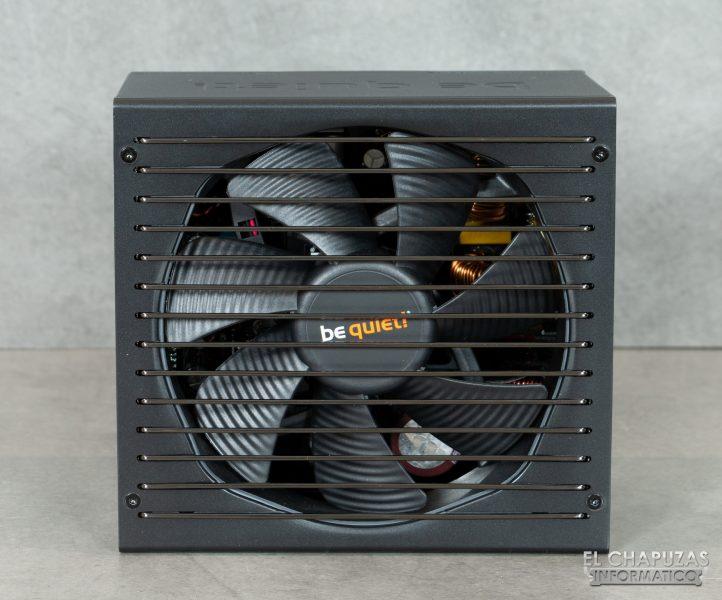 Be quiet! Straight Power 11 Platinum - Griglia del ventilatore