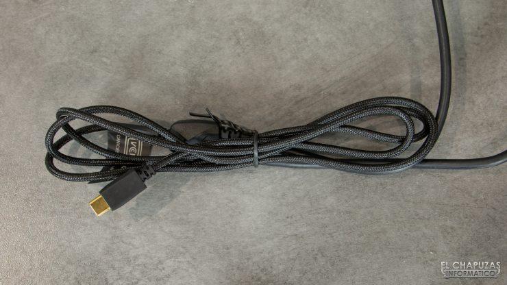 Asus ROG Theta 7.1 - Cavo USB-C