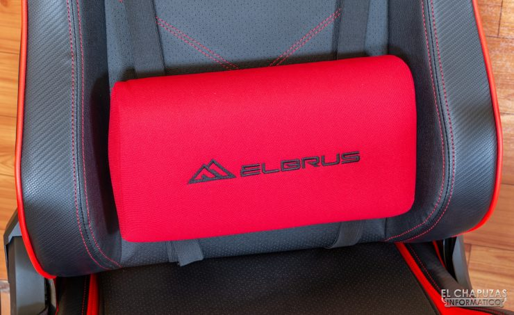 Sharkoon Elbrus 2 - Cuscino lombare