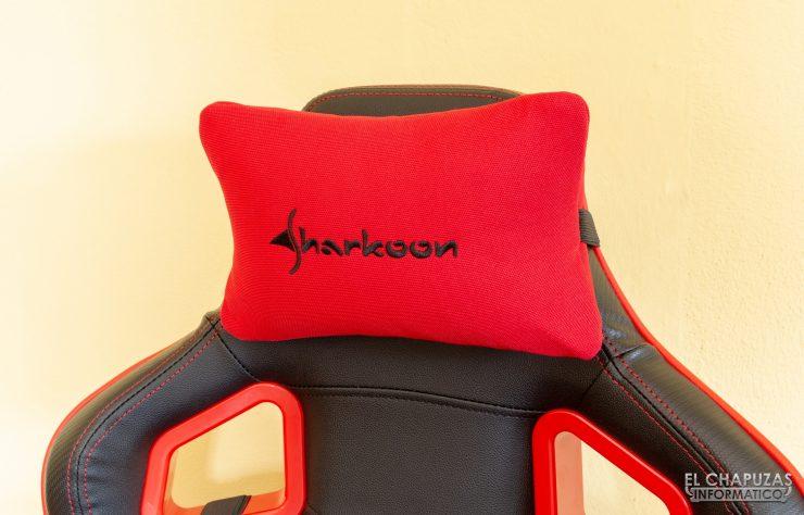 Sharkoon Elbrus 2 - Cuscino per il collo