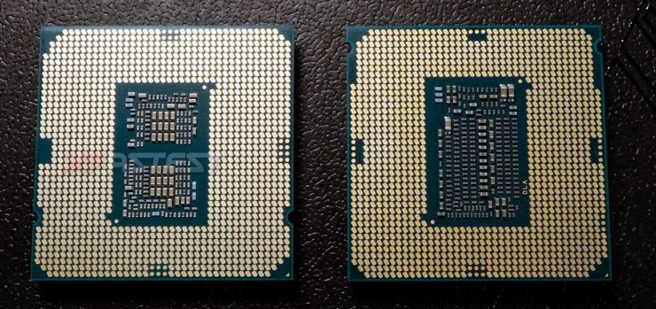 Intel Core i9-10900 vs. Intel Core i9-9900KS