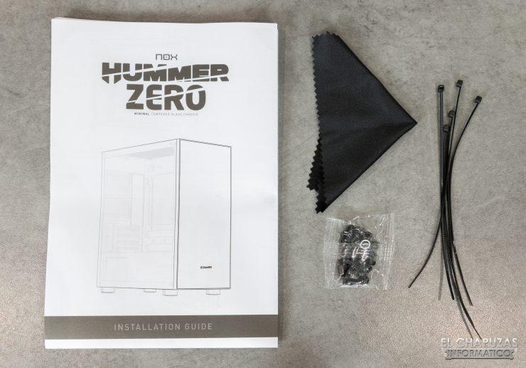 Nox Hummer Zero - Accesorios