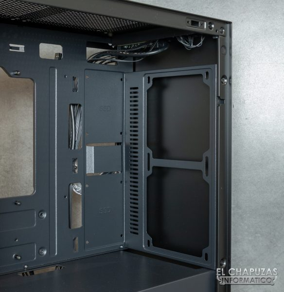 Nox Hummer Zero - Interior - Lado frontal