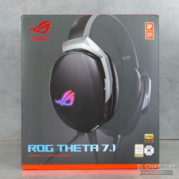 Asus ROG Theta 7.1 - Imballaggio 1