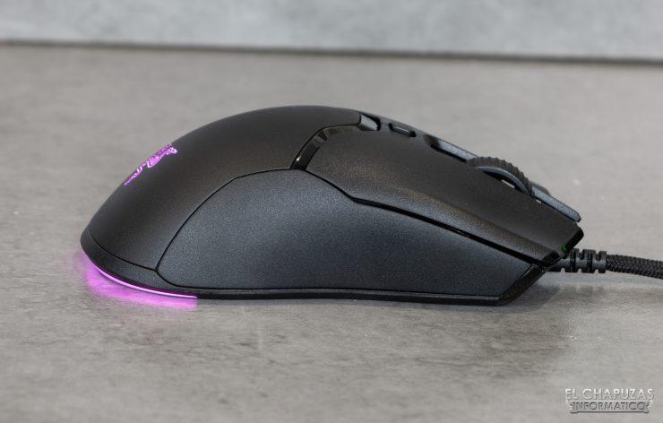 Razer Viper Mini - Lateral derecho