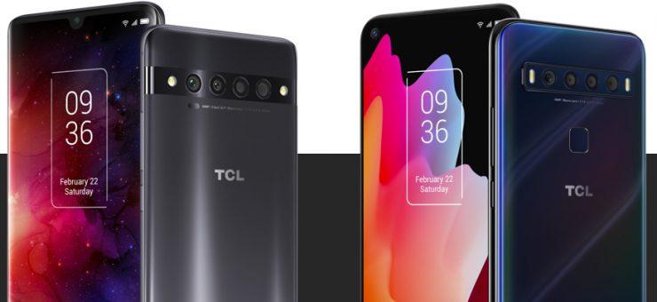 TCL 10 Pro vs TCL 10 5G