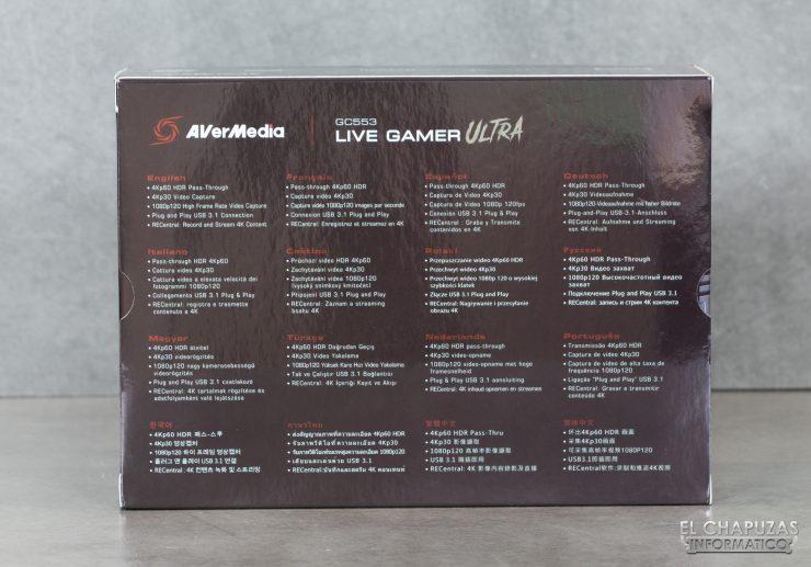 AverMedia Live Gamer Ultra - Confezione 2