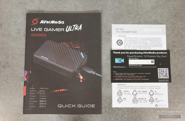 AverMedia Live Gamer Ultra - Accessori 1