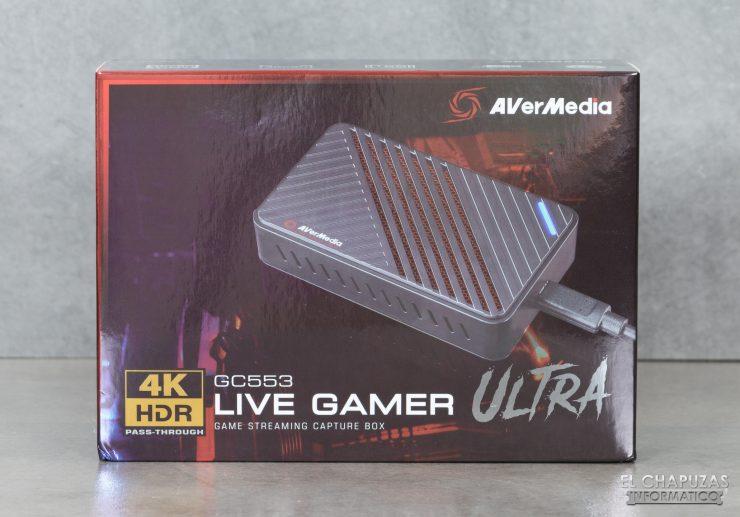 AverMedia Live Gamer Ultra Confezione 1