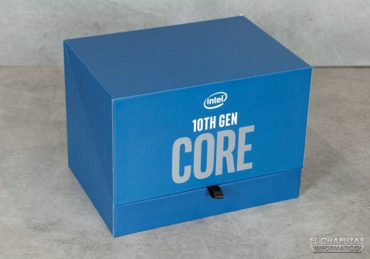 Intel Core i9-10900K - Confezione 1