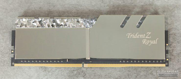 G. Skill Trident Z Royal DDR4 (4000 MHz CL15) 2