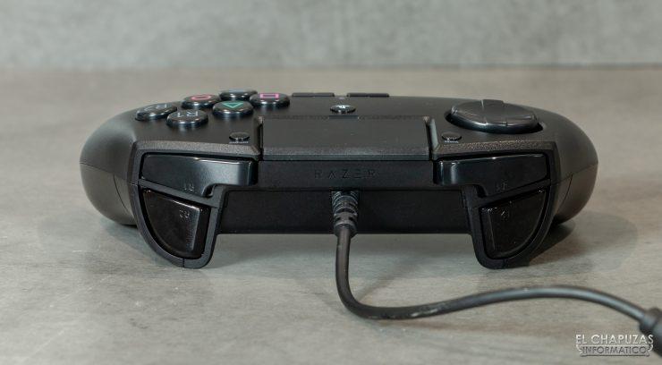 Razer Raion - Vista lato posteriore