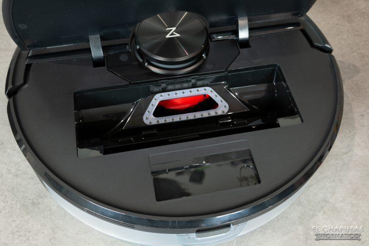Roborock S6 MaxV - Interior