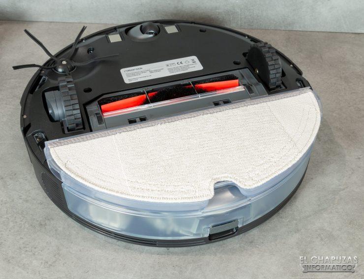Roborock S6 MaxV - Mopa