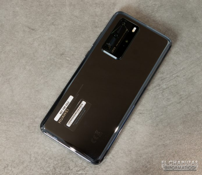 Huawei P40 Pro - Vista trasera