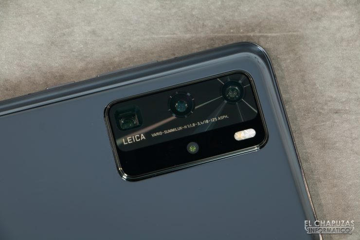 Huawei P40 Pro - Cámaras traseras