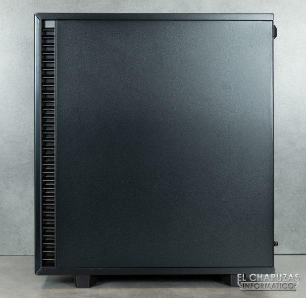 Fractal Define 7 Compact - Exterior - Tapa secundaria