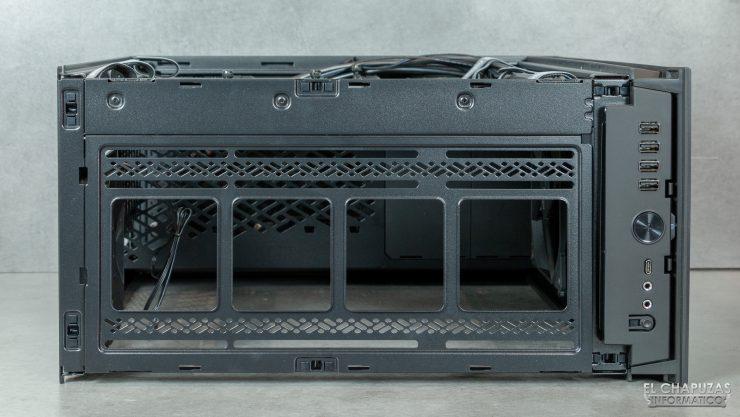 Fractal Define 7 Compact - Interior - Lado superior 3