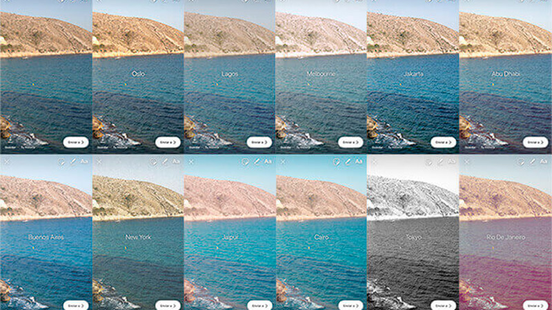 ¿Qué es un filtro fotográfico y para qué sirve en Instagram?