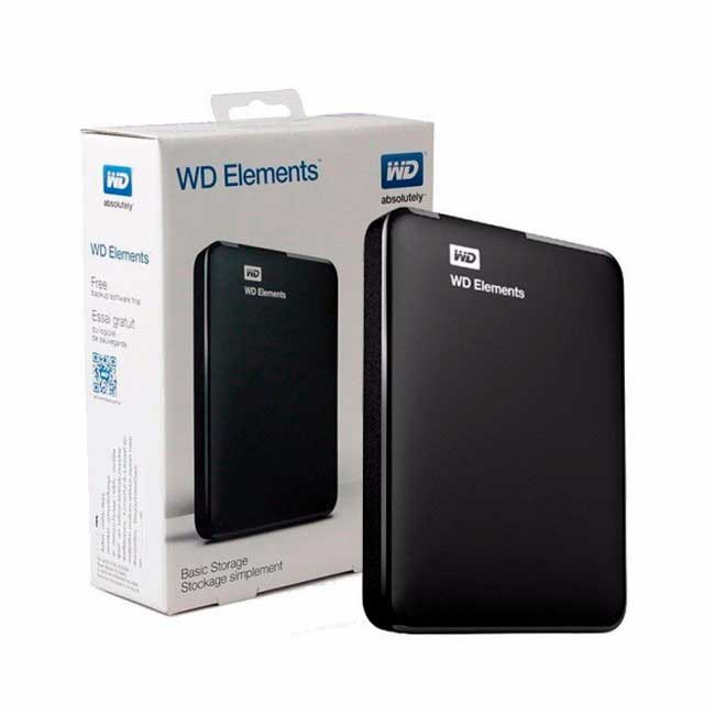 WD Elements Externo
