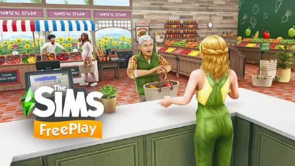 Dinero infinito en Sims FreePlay