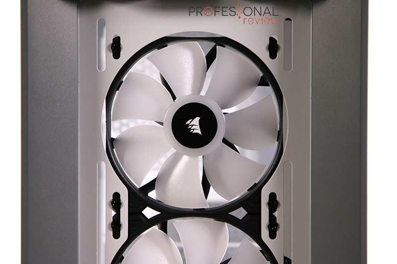 Corsair iCUE 4000X RGB Ventiladores