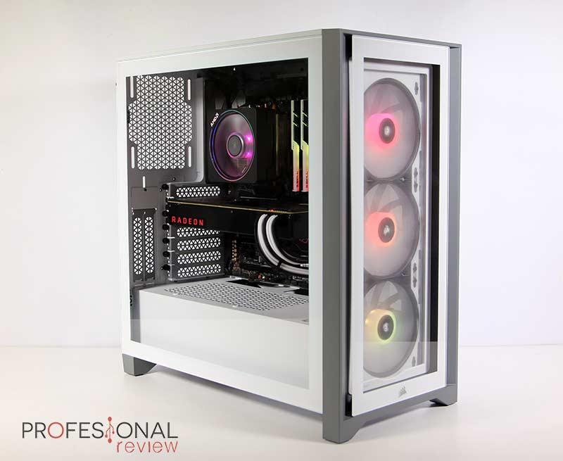 Corsair iCUE 4000X RGB Análisis