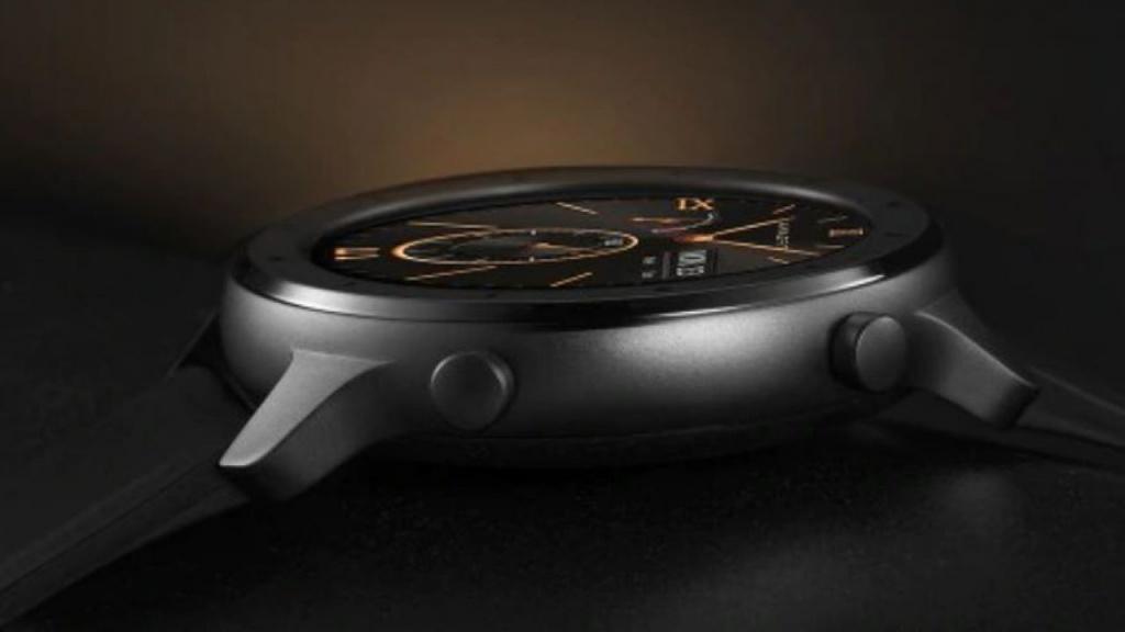 Smartwatch Xiaomi Amazfit GTR Lite de lado