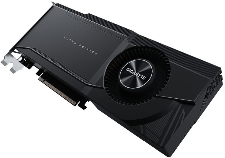 Gigabyte GeForce RTX 3090 Turbo