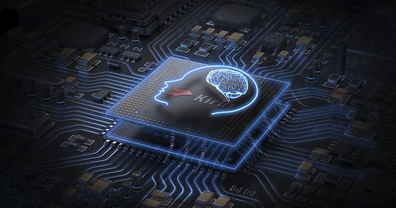 potencia inteligencia procesador kirin huawei