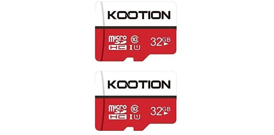 Kootion microSD
