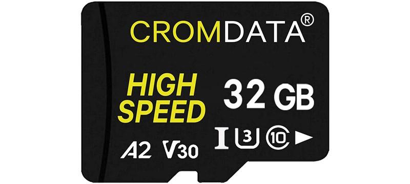 Cromdata microSD