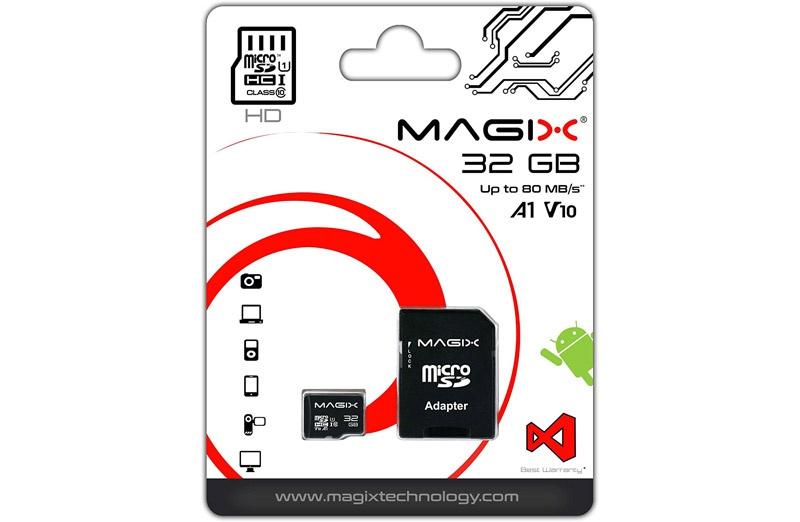 Magix microSD