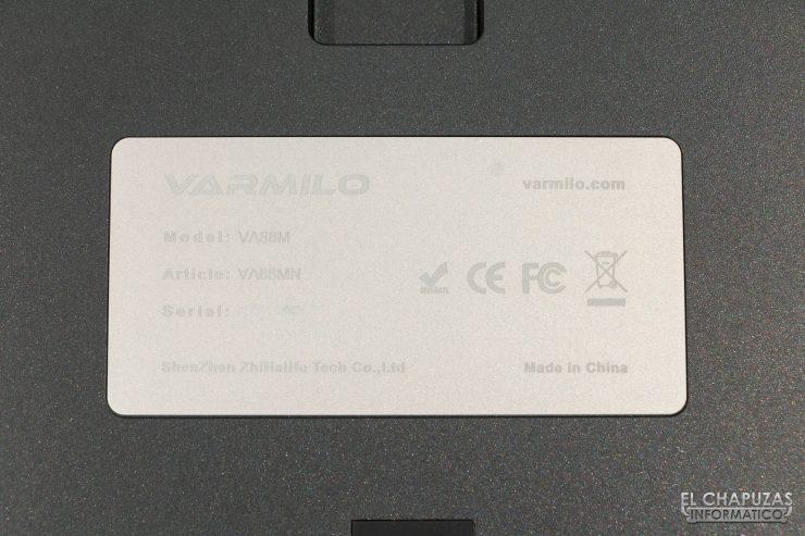 Varmilo VA88M - Foglio