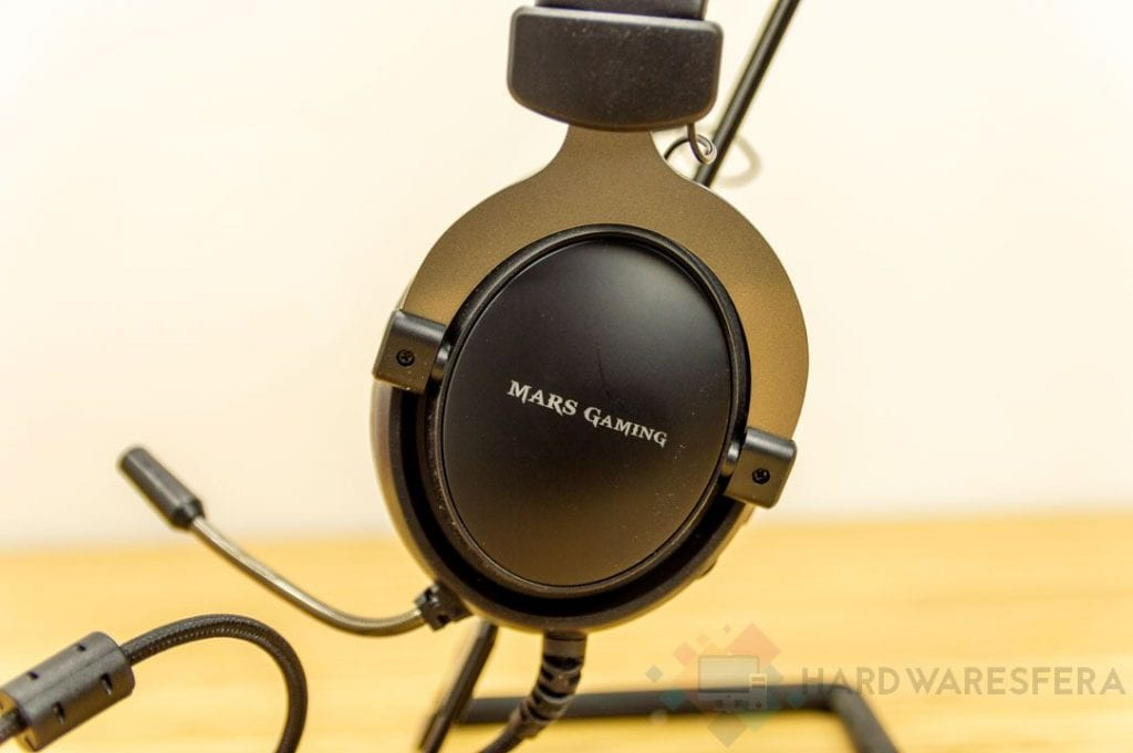 Auricolare USB laterale MarsGaming MH4X