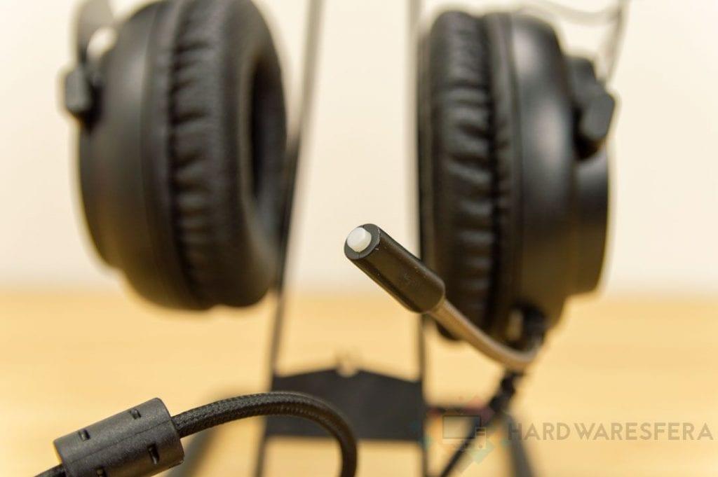 Microfono per cuffie USB MarsGaming