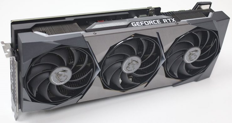 GeForce RTX 3080 SUPRIM X