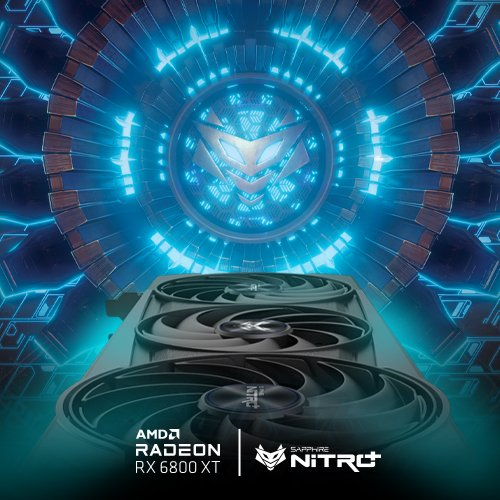 Radeon RX 6800 XT NITRO +
