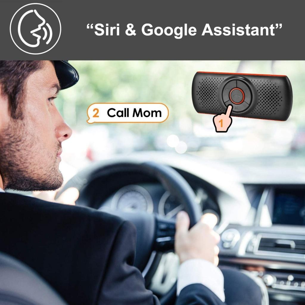 Vivavoce Bluetooth con assistente