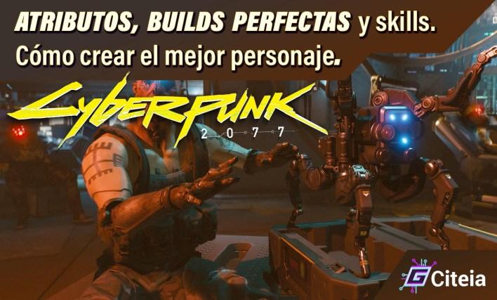 Attributi, build perfette e abilità nella copertina dell'articolo di Cyberpunk 2077