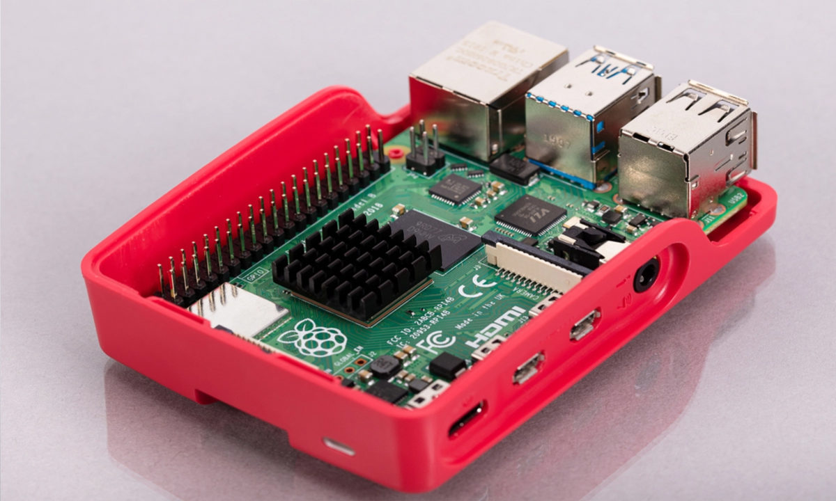 Ventola per case Raspberry Pi 4