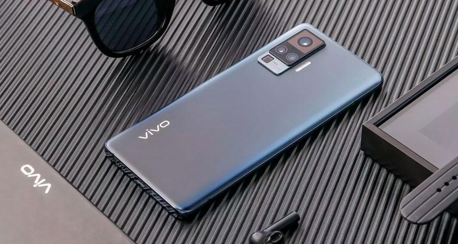 design vivo x51