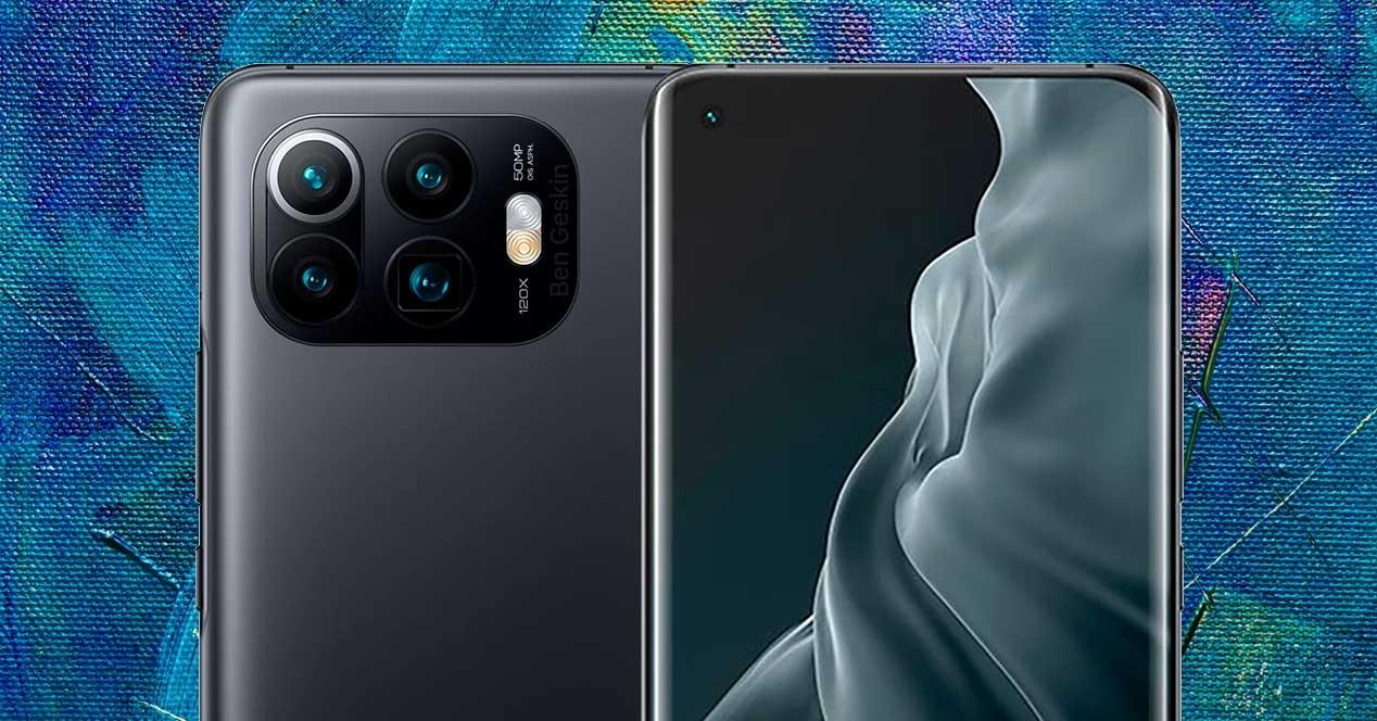 Fotocamera Xiaomi Mi 11 Pro