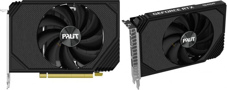 GeForce RTX 3060 StormX