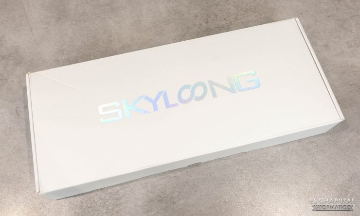 Skyloong SK61 - Pacchetto 1