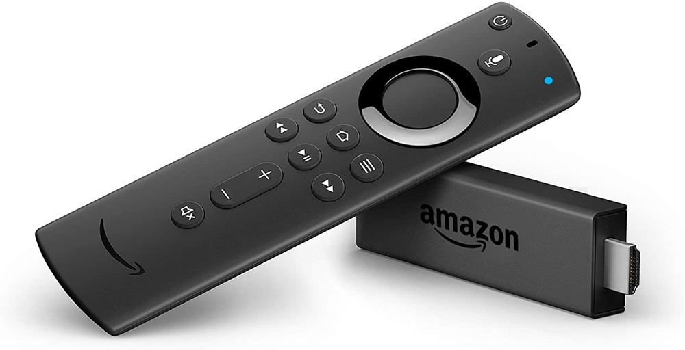 Lettore Amazon Fire TV Stick nero