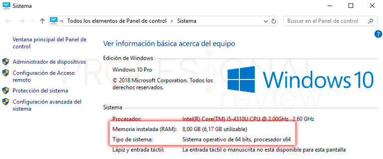 Aumenta la RAM step03