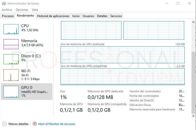 Aumenta il passo 04 della RAM